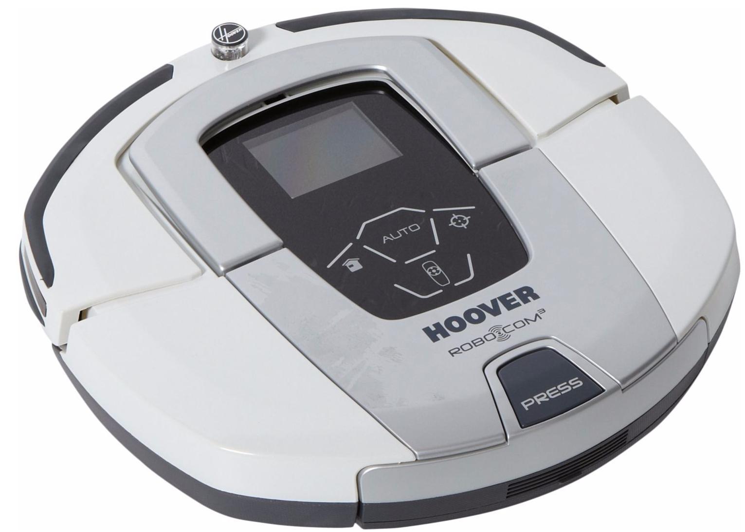 Aspirateur robot Hoover EX-RBC031B (via ODR 40€)