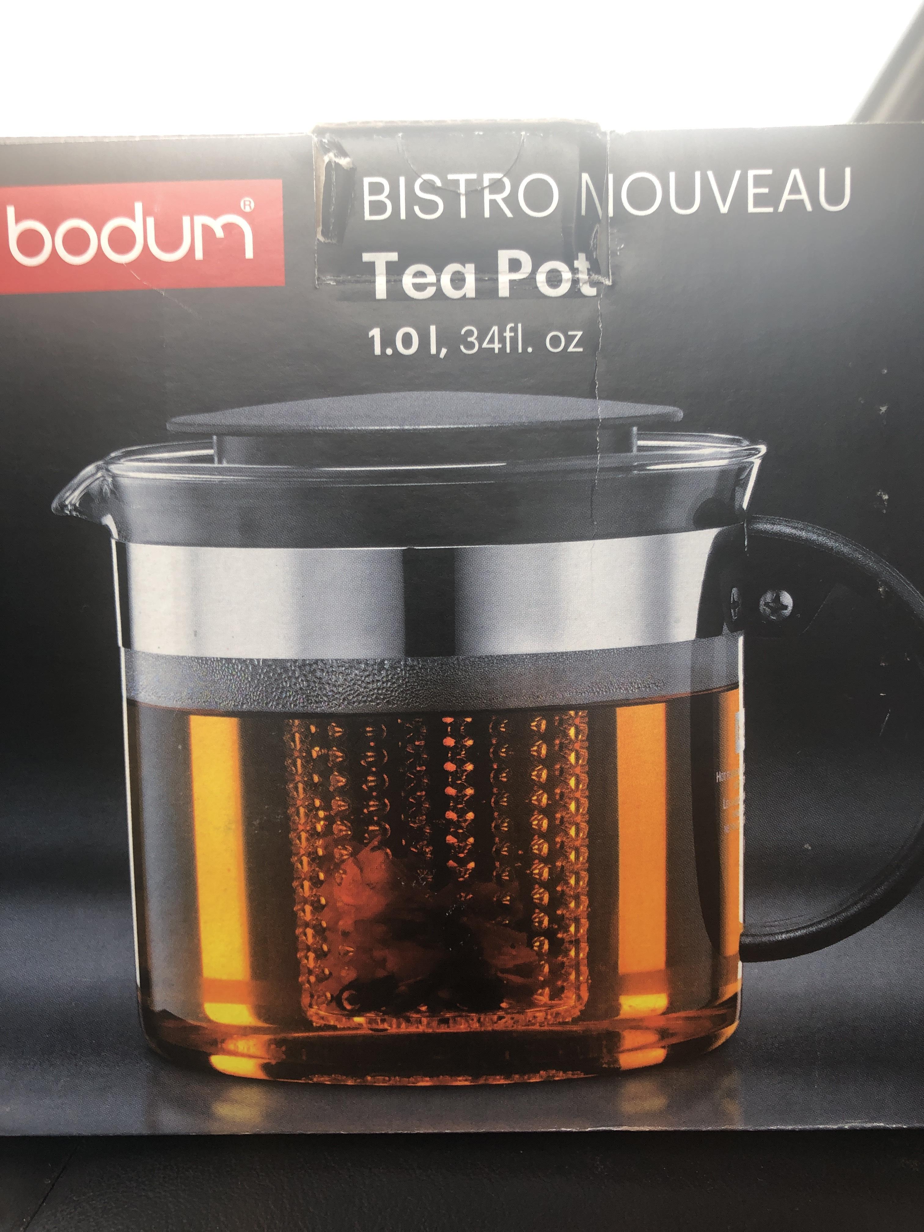 Pot Tea Bodum 1L - Wattrelos (59)