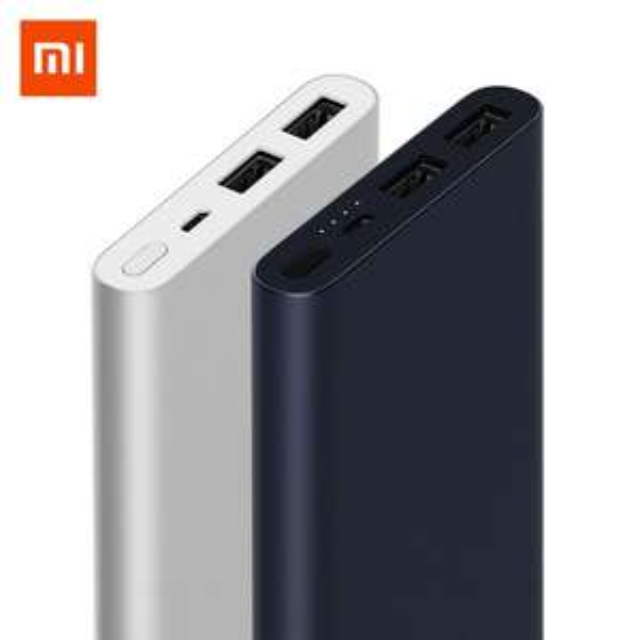 Batterie externe Xiaomi Mi Power Bank 2S - 10000mAh