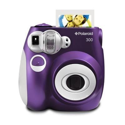 Appareil photo Polaroid PIC300 à impression instantanée - Violet