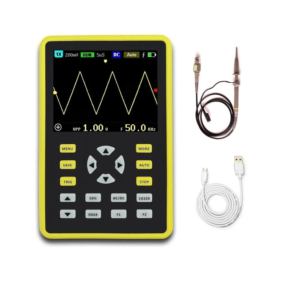 [Précommande] Oscilloscope portable DANIU ADS5012H