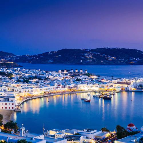 Vol A/R Marseille (MRS) <=> Mykonos (JMK) en Grèce - du 27 août au 03 septembre