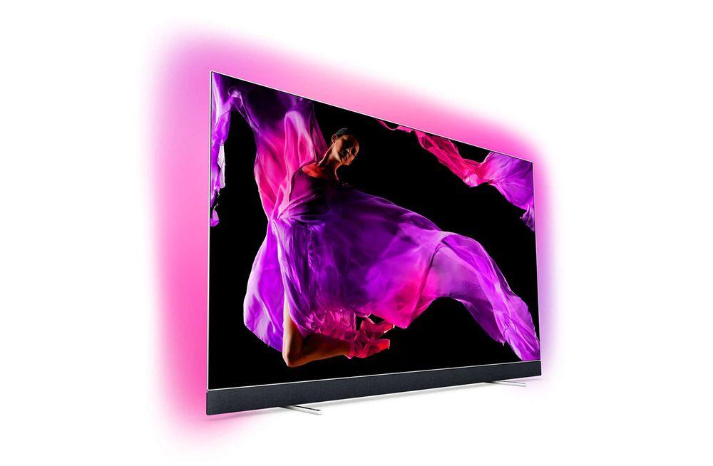 """TV 55"""" Philips 55OLED903 - OLED, 4k UHD"""