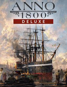Anno 1800 Édition Deluxe Numérique sur PC (Dématérialisé)