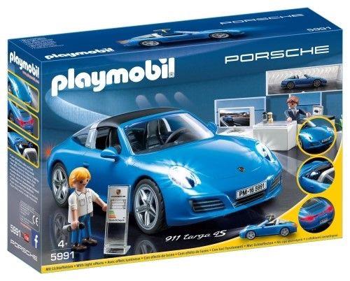 Jouet Playmobil Porsche 911 Targa 4S (5991)