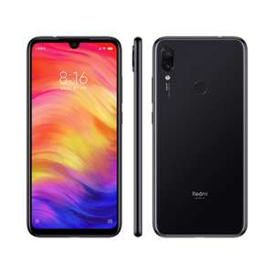 "Smartphone 6.3"" Xiaomi Redmi Note 7 (Global Version) - SnapDragon 660, RAM 4Go, ROM 128Go, 4G (B20)"