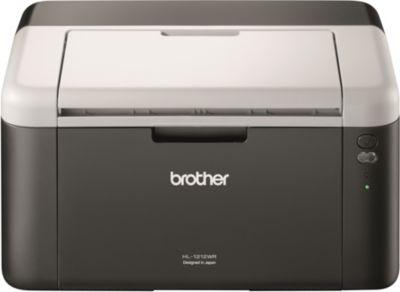 Pack imprimante laser noir & blanc Brother HL-1212W (Wi-Fi) + lot de 5 toners Brother TN1050 (via ODR de 40€)