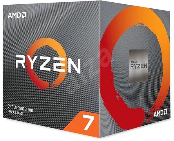 Processeur Ryzen 7 3800X  - 3,9Ghz / 4,5 Ghz