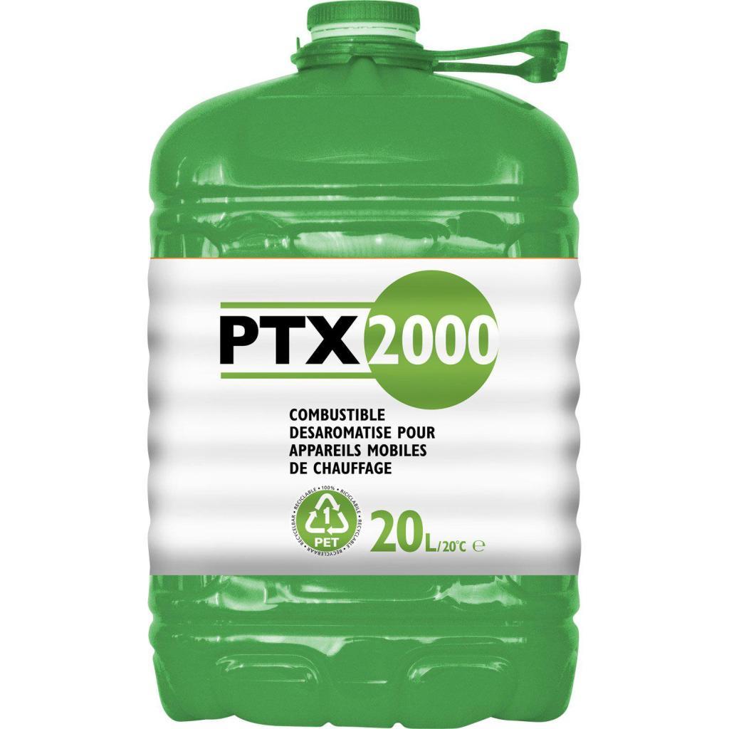 Combustible pour poele à pétrole PTX 2000 - 20L