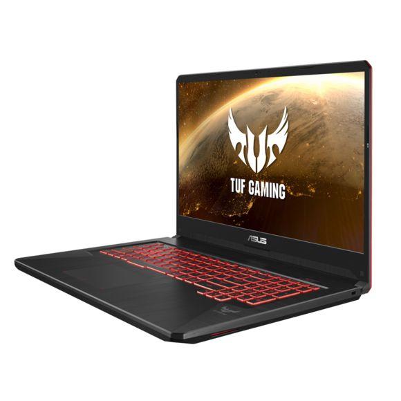 "PC portable 17.3"" full HD Asus TUF 705GM-EV016T - 144 Hz, i7-8750H, GTX-1060 Max-P (6 Go), 8 Go de RAM, 1 To + 128 Go en SSD, Windows 10"