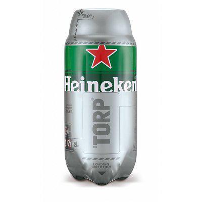 2 Torps de bière offertes pour tout achat d'un sub Heineken Edition