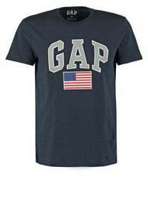 T-shirt Gap imprimé - New Classic Navy