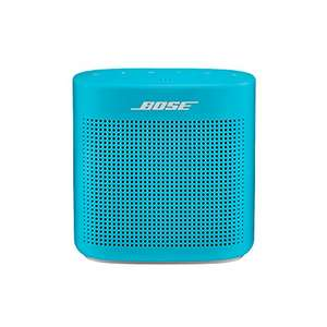Enceinte bluetooth Bose SoundLink Color II – Bleu