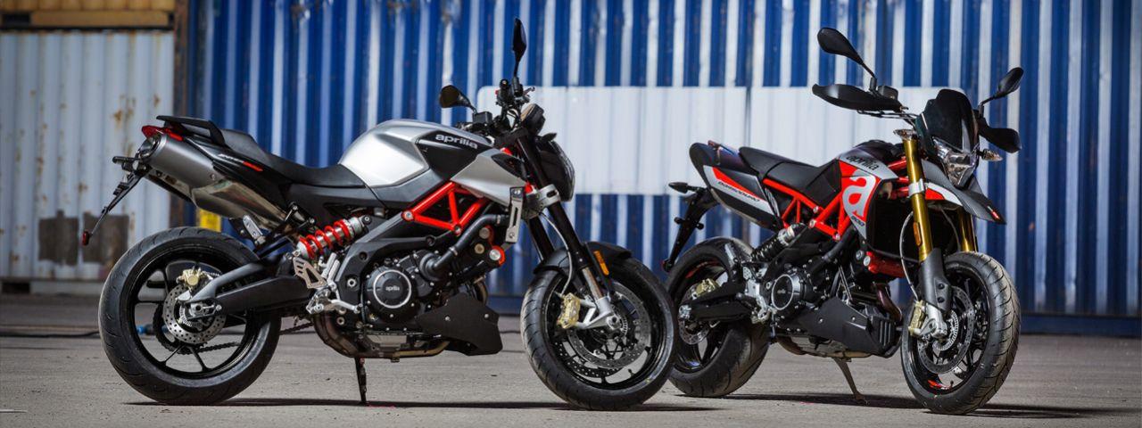 Moto Aprilia Shiver 900 - 95cv, couple 90nm