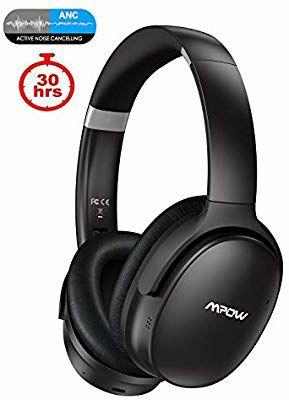 Casque audio sans fil Mpow H10 - Bluetooth, réduction de bruit active (Vendeur tiers)