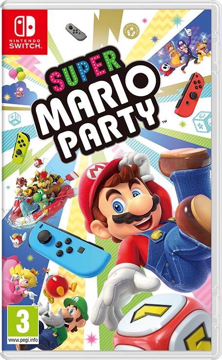 Sélection de Jeux en Promotion sur Nintendo Switch -  Ex: Super Mario Party (Dématérialisés)