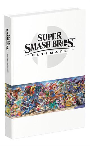 Guide Edition Collector Super Smash Bros Ultimate