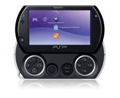 Console portable Sony Psp Go N1004 - Reconditionnée Grade A
