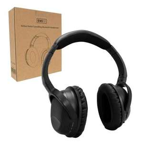 Casque audio sans fil à réduction de bruit active EvoDX - Bluetooth 4.2