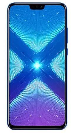 """Smartphone 6.5"""" Honor 8X - 128Go, 4Go RAM (+10€ en superpoints)"""