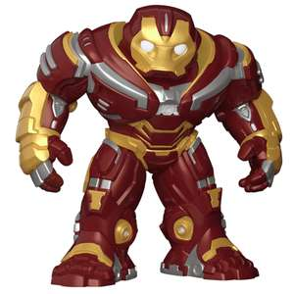 Figurine Funko Pop! Marvel Infinity War - Hulkbuster (PopInaBox.fr)