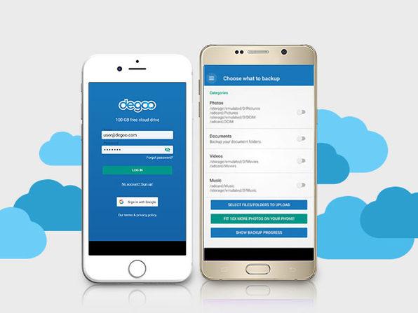 10 To de stockage Cloud Degoo Premium (à vie)