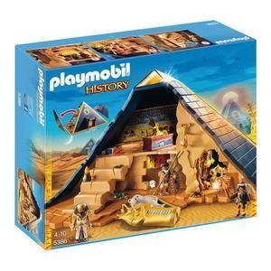 Jouet Playmobil History 5386 - Pyramide du Pharaon