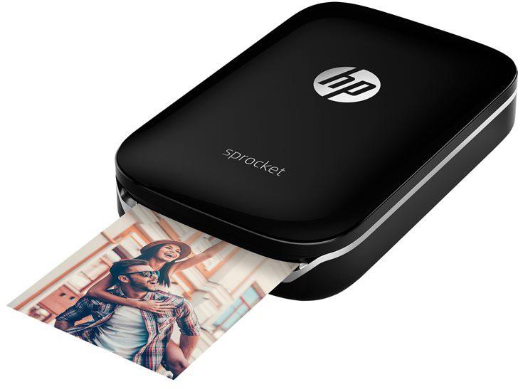 Imprimante photo portable HP Sprocket 100 noire, Plusieurs Coloris - Le Pontet (84)
