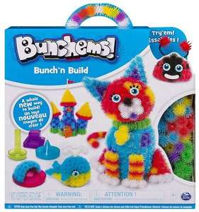 Kit créatif Bunchems : Bunch'n Build