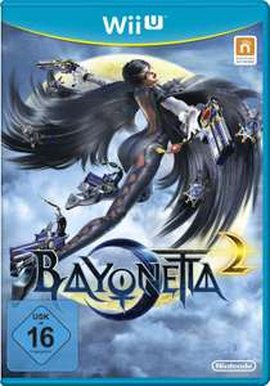 Bayonetta 2 sur Wii U
