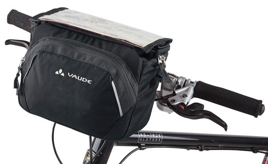 Sacoche Vaude Road I pour guidon de vélo (18 x 22 x 14 cm)