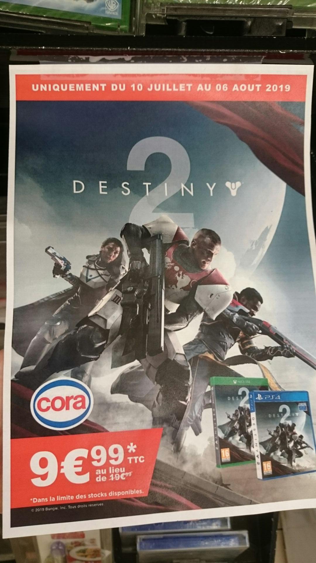 Destiny 2 sur PS4 et Xbox One (Vendin-le-Vieil 62)