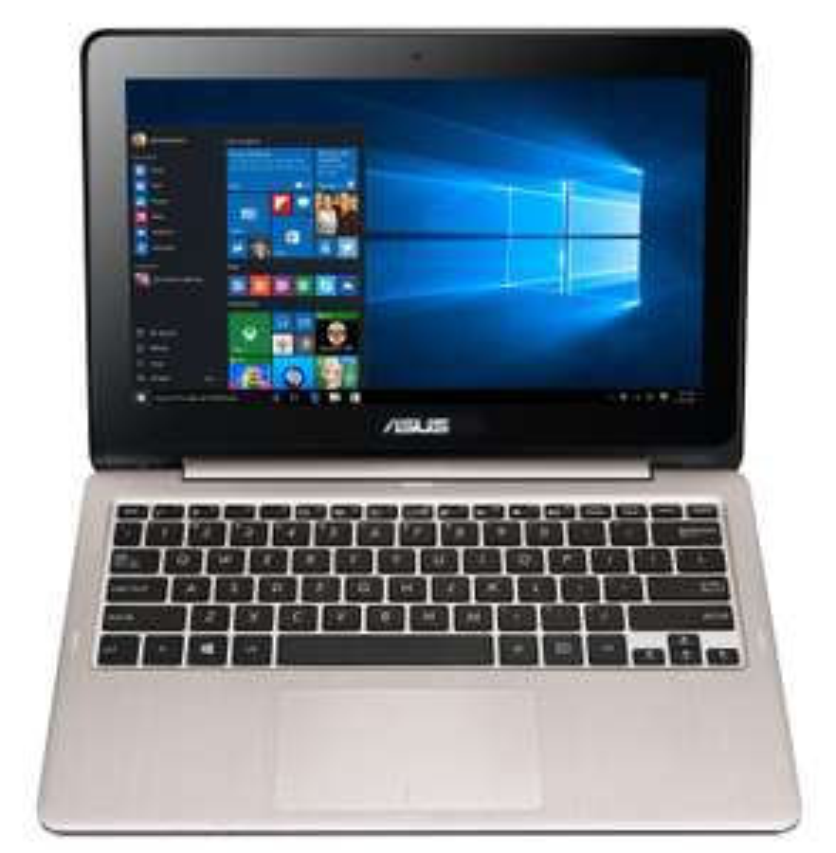 "PC Portable 11.6"" Asus 2-en-1 Transformer Book Flip TP200SA - Intel Celeron N3050  , 2 Go de Ram, SSD 32 Go"