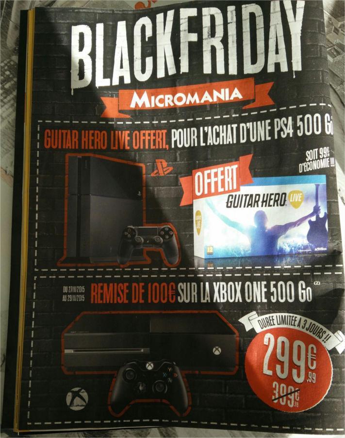 Console Xbox One 500 Go