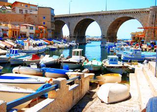 Croisière 6 jours départ de Marseille