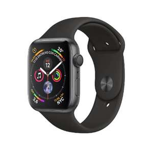 Montre connectée Apple Watch Series 4 - 44mm, Bracelet Sport (Vendeur Tiers)