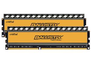 Kit de 2 barrette de ram Crucial Ballistix Tactical PC3-12800 - 2x8Go (16Go) 1600 MHz - CAS 8 (paiement Buyster)