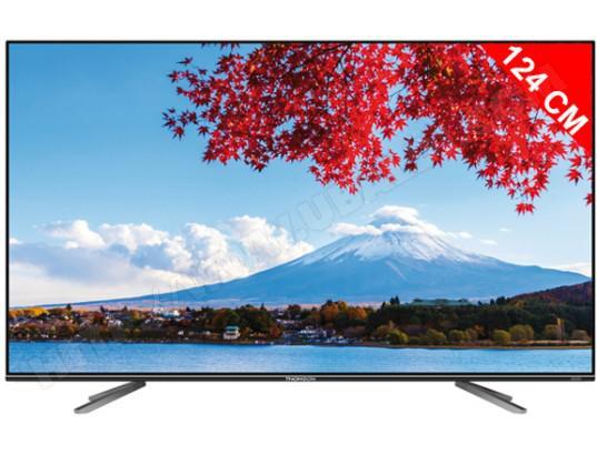 """TV LED 49"""" Thomson 49UA7706 - 3D, 4K"""