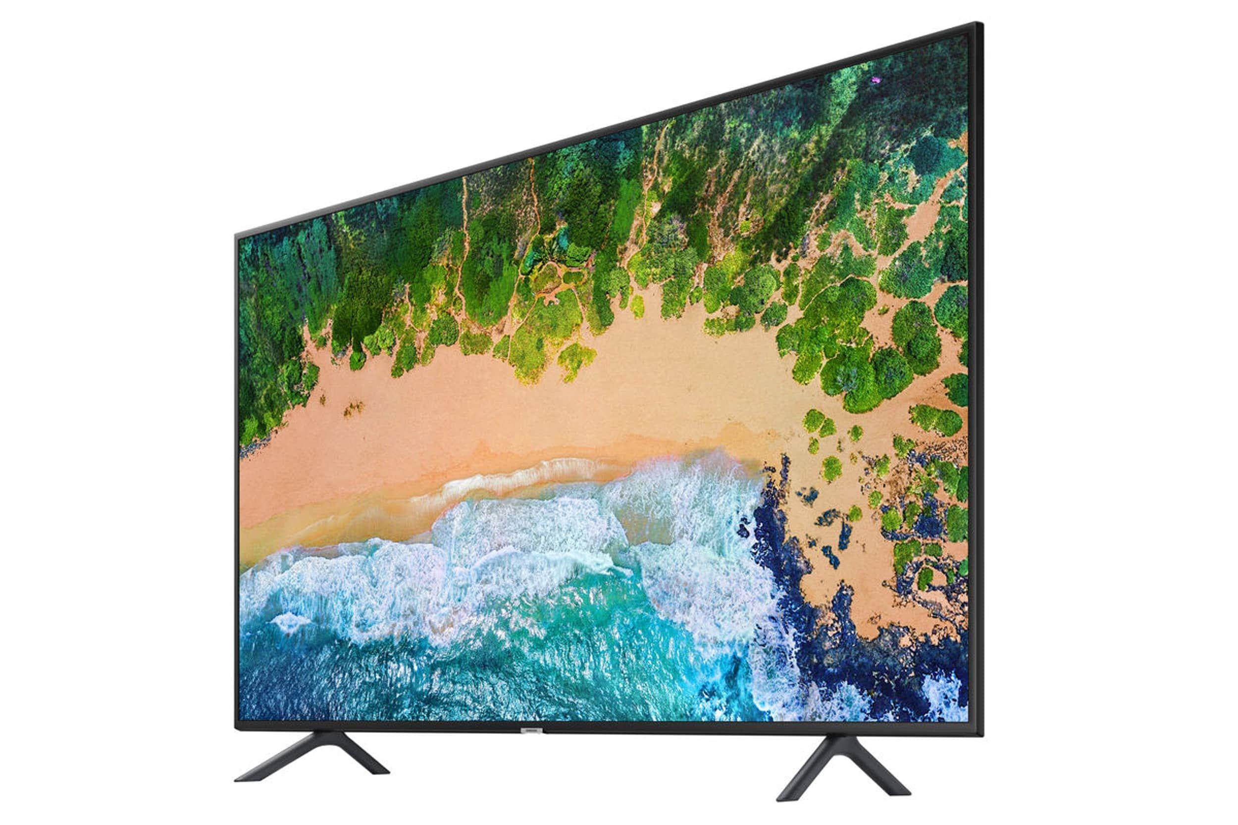 "TV 65"" Samsung UE-65NU7170 - 4K UHD, HDR, Smart TV [Frontaliers Suisse]"