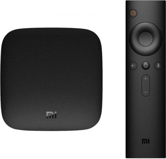 Box TV Android Xiaomi Mi Box 3 - Cortex-A53, 2 Go de RAM, 8 Go, Android TV 6.0, version internationale