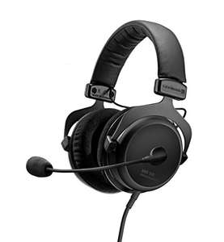Micro-casque gaming Beyerdynamic MMX 300 Micro-casque Gaming (2ème génération) - Noir