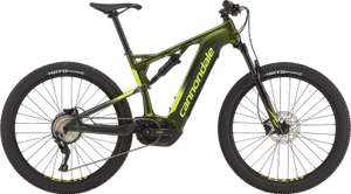 Vélo électrique Cannondale Cujo NEO 130 4 (2019) - E-MTB, Tailles M & L