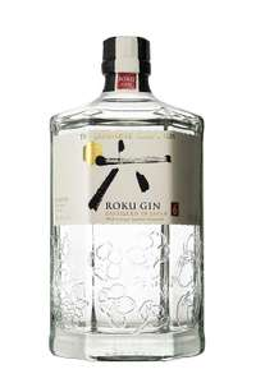 Gin Japonais Roku - 70 cl