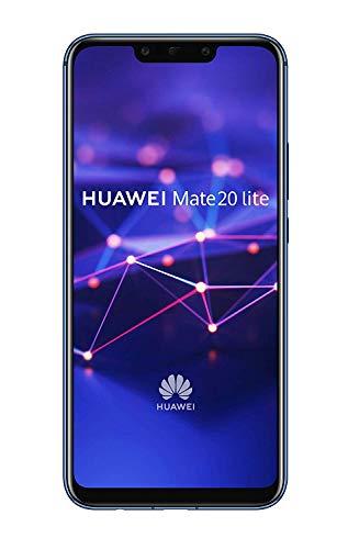 "[Prime] Smartphone 6.3"" Huawei Mate 20 Lite - full HD+, Kirin 710, 4 Go de RAM, 64 Go, noir"