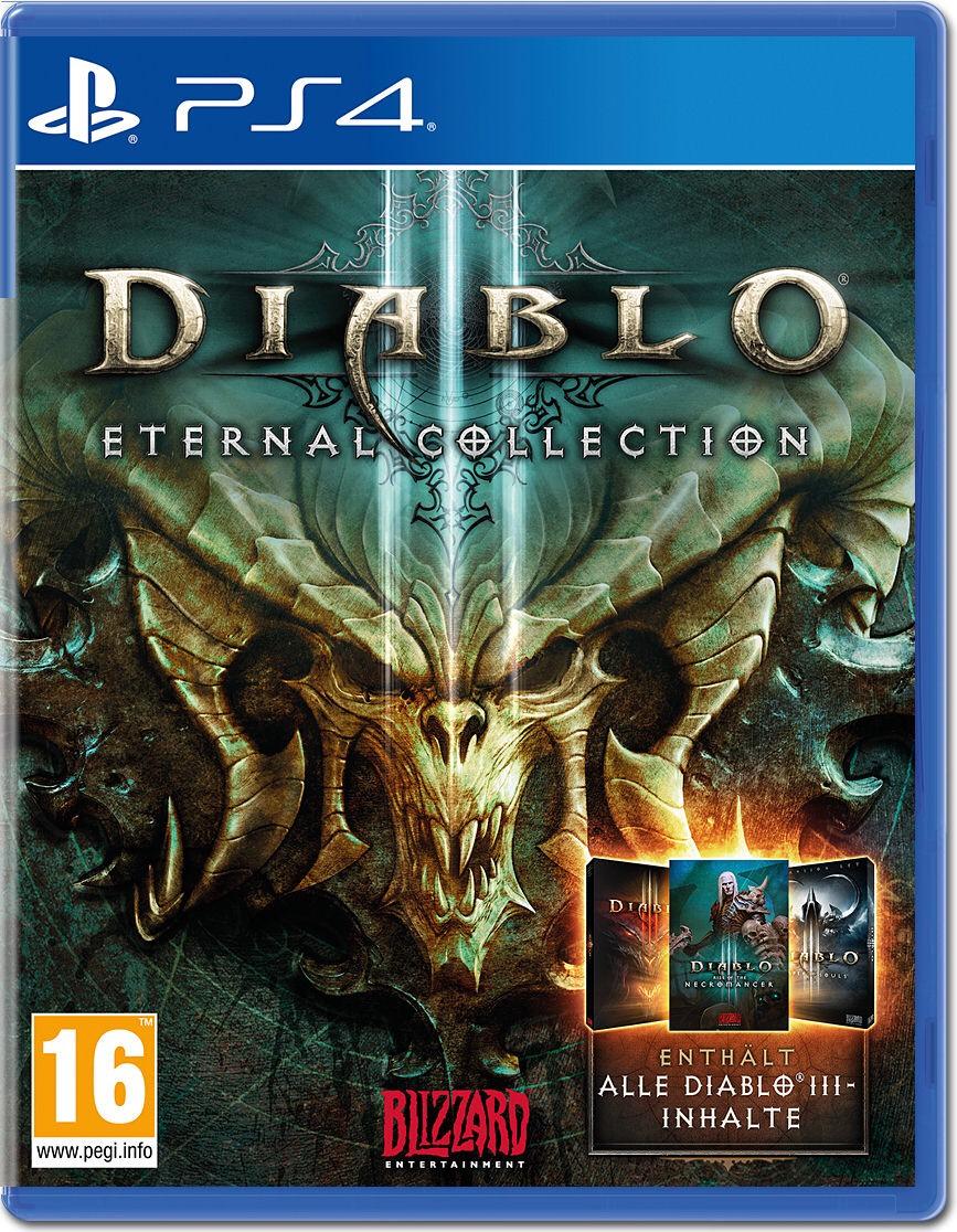 [Prime] Diablo 3: Eternal Collection PS4 ou Xbox One