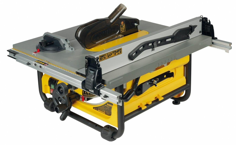 [Prime] Scie sur table DeWalt DW745-QS 1850W 250 mm
