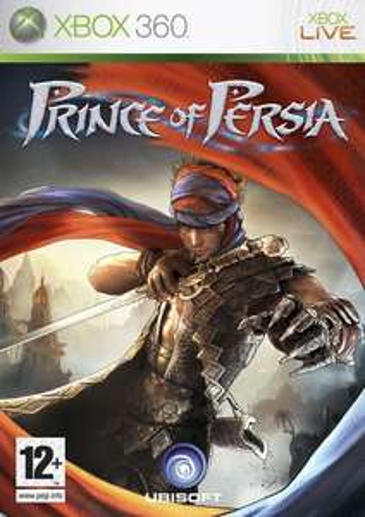 NBA 2K13  (Xbox 360) à 23.10€ / Prince of Persia (Xbox 360)