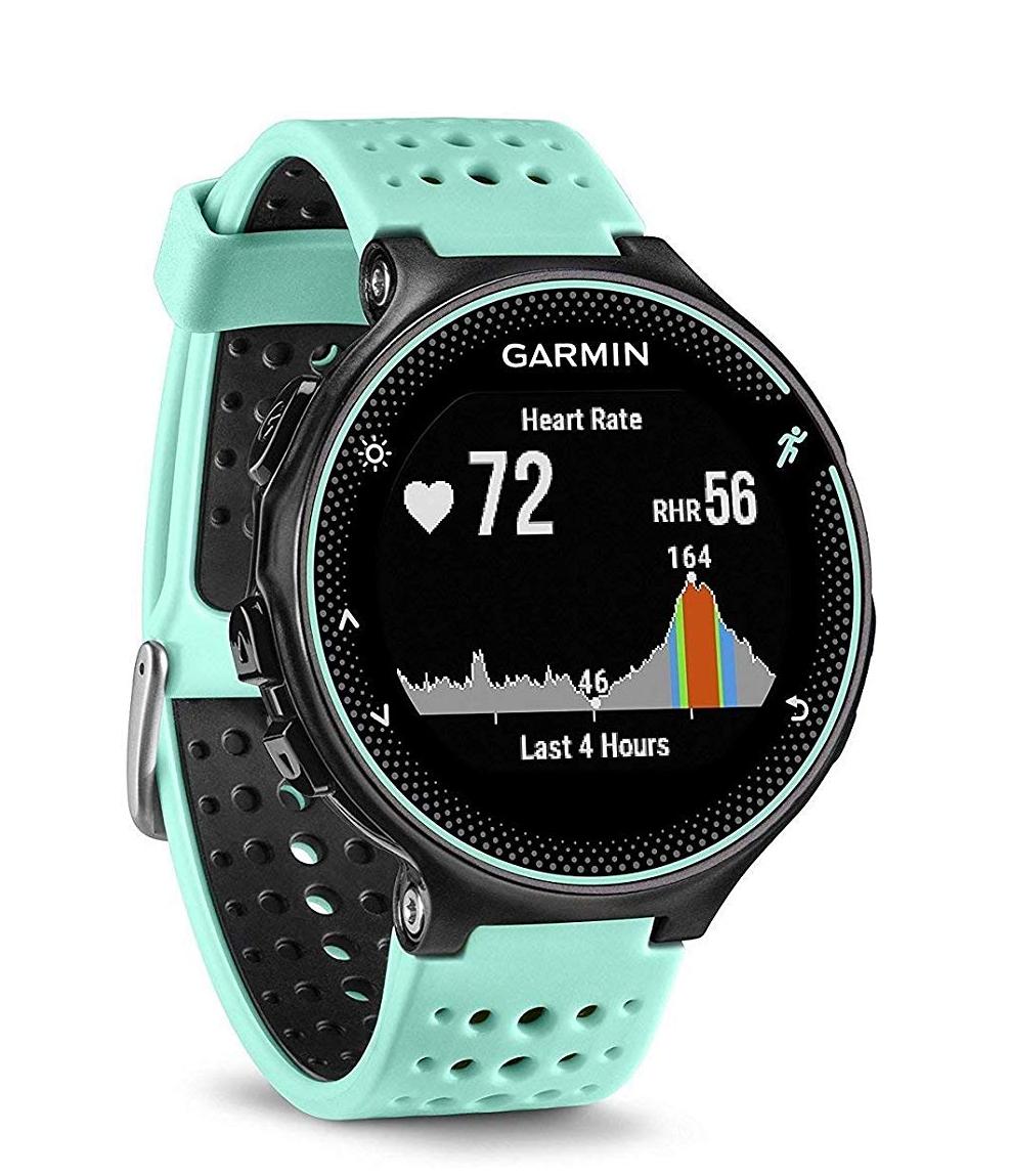 [Prime] Montre de Running GPS Garmin Forerunner 235 avec Cardio au Poignet [différents coloris]
