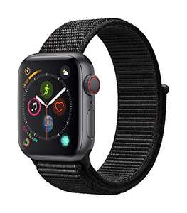 [Prime] Montre connectée Apple Watch Series 4 (GPS + Cellular) - Boîtier en Aluminium, 40 mm