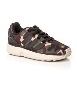 Chaussures enfant adidas ZX Flux - Motif Camouflage